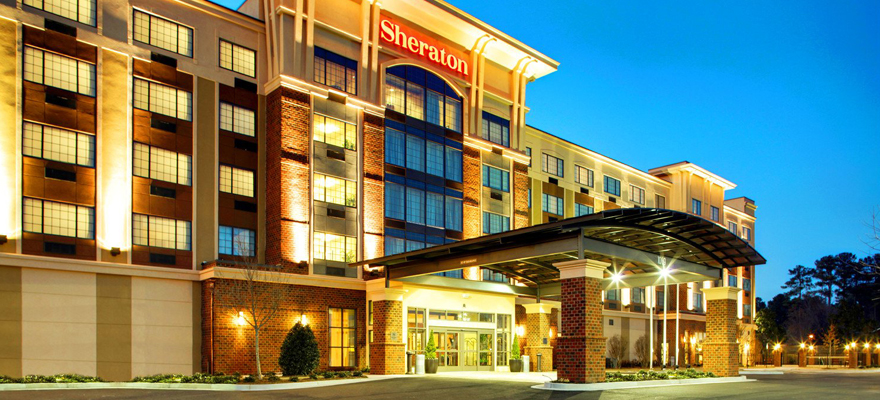 Sheraton Augusta Image | Singh Investment Group
